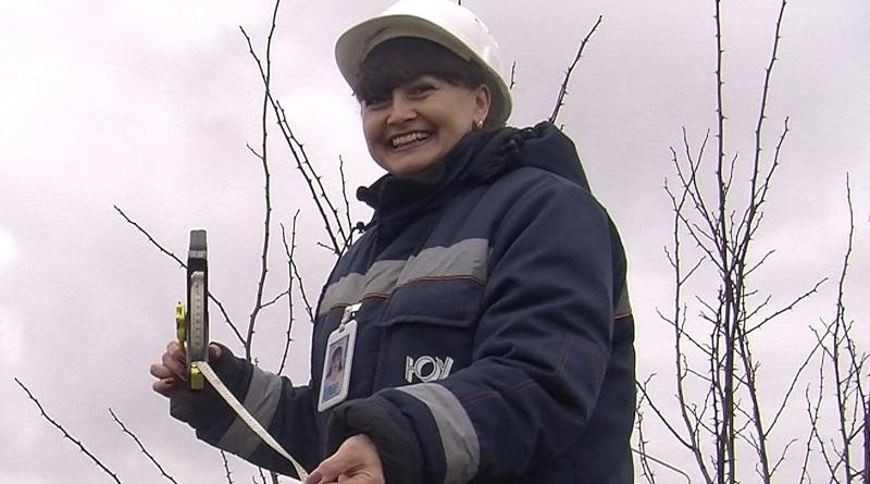 Люди АЭС. Людмила Денисюк, обходчик гидросооружений Ташлыкской ГАЭС