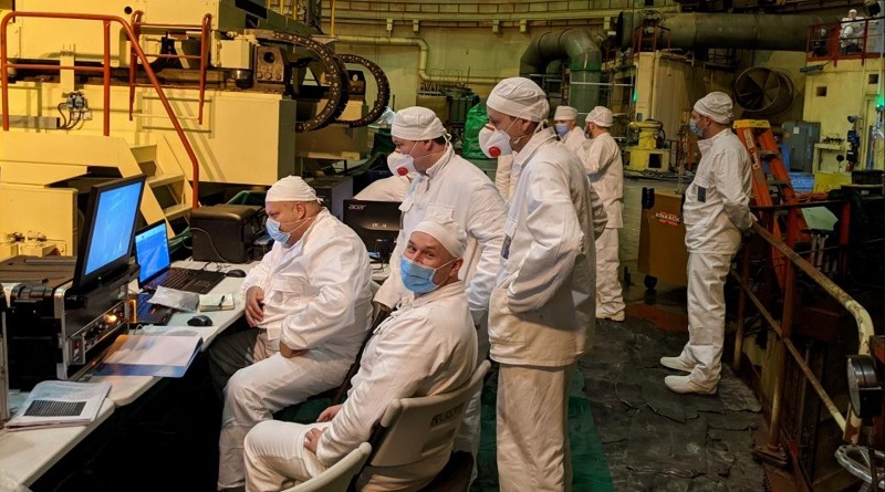 На третьому енергоблоці ЮУАЕС обстежили ядерне паливо Westinghouse