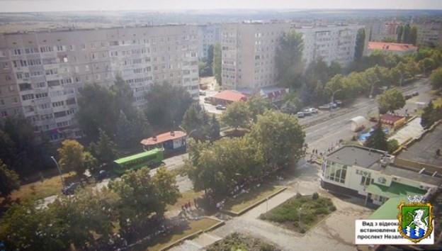 """Южноукраїнськ - СИСТЕМА ВІДЕОСПОСТЕРЕЖЕННЯ """"БЕЗПЕЧНЕ МІСТО"""""""