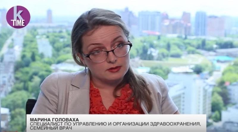 Марина Головаха и Aleksandr Semchenko о детских суицидных группах.