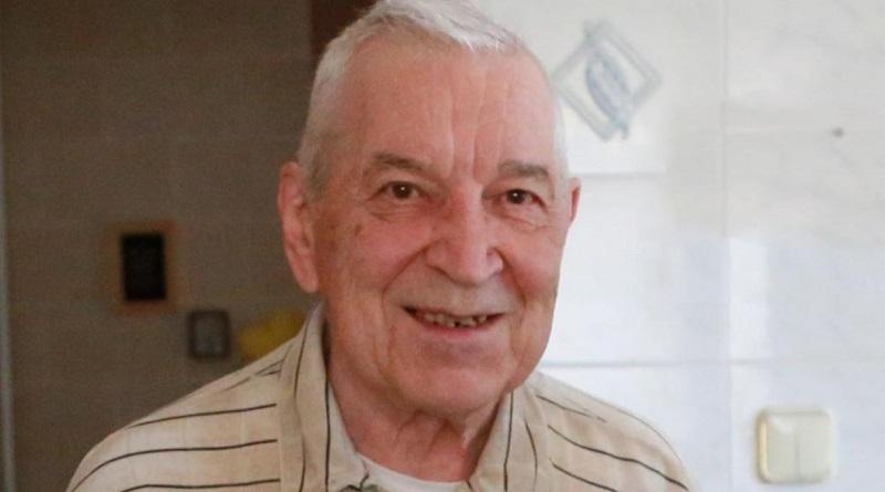 Вітаємо Леоніда Миколайовича Корчагіна з 85-річним ювілеєм!
