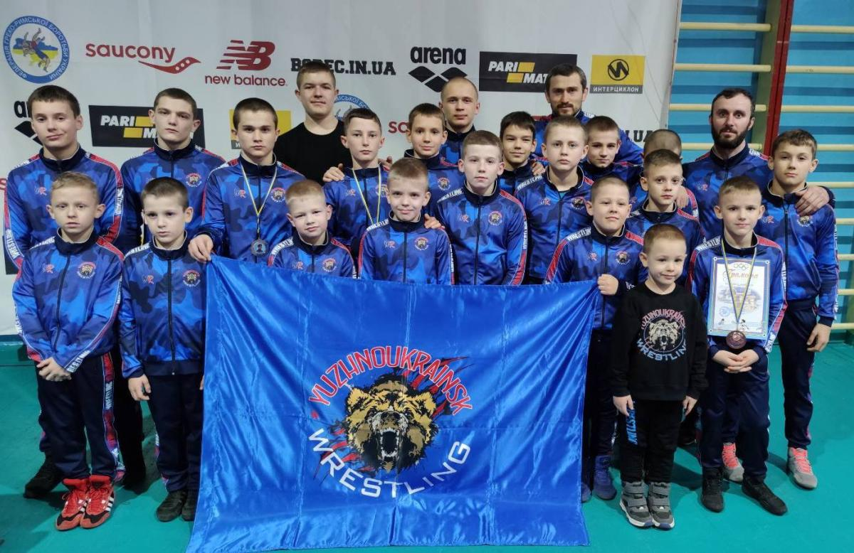 Южноукраинск. Спортивный калейдоскоп
