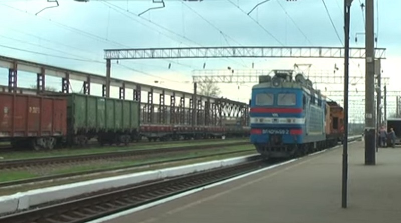 Через станцію Первомайськ на Бузі планують відновити потяг Одеса Харків. Видео.