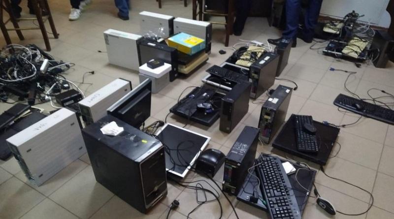 В Николаевской области правоохранители выявили два подпольных игорных зала