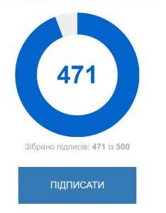Просьба ко всем неравнодушным жителям Южноукраинска, поддержите петицию. - Волонтёры города