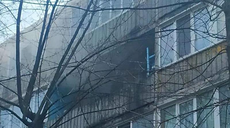 Южноукраинск - Пожар - Как это было. Вера Кокол