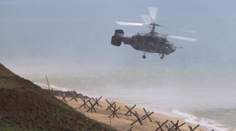 Россия начала отводить войска от границ Украины