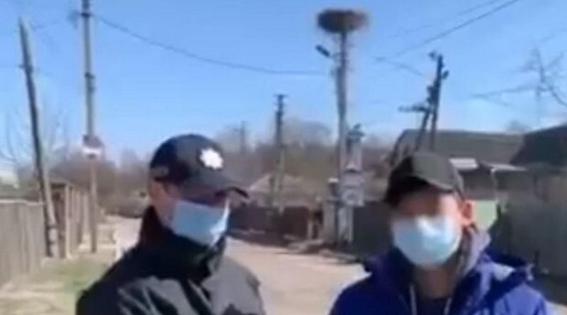 Под Киевом мужчина застрелил аиста ради развлечения