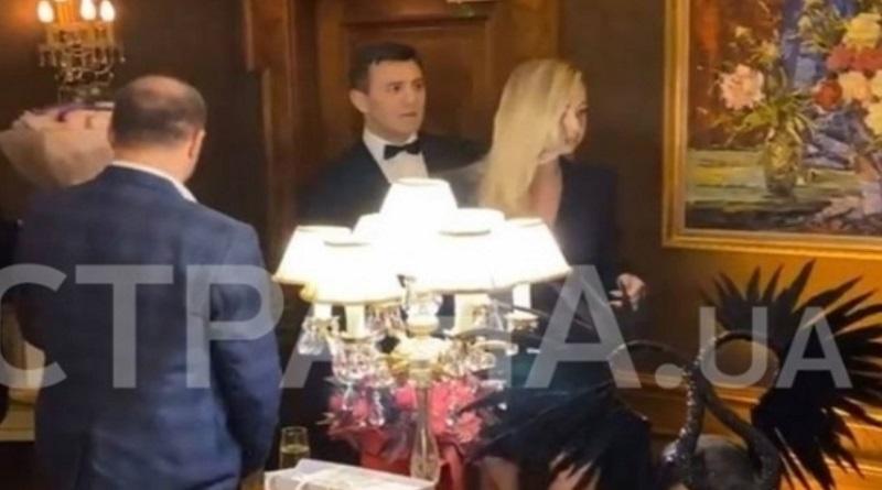 За «карантинную» вечеринку нардепа Тищенко оштрафуют отель и ресторан