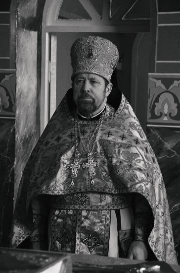 Соболезнования по поводу кончины настоятеля Свято-Вознесенского кафедрального собора протоиерея Владимира Семенюка.