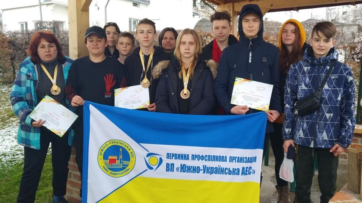 Южноукраїнськ - КАЛЕЙДОСКОП СПОРТИВНЫХ НОВОСТЕЙ