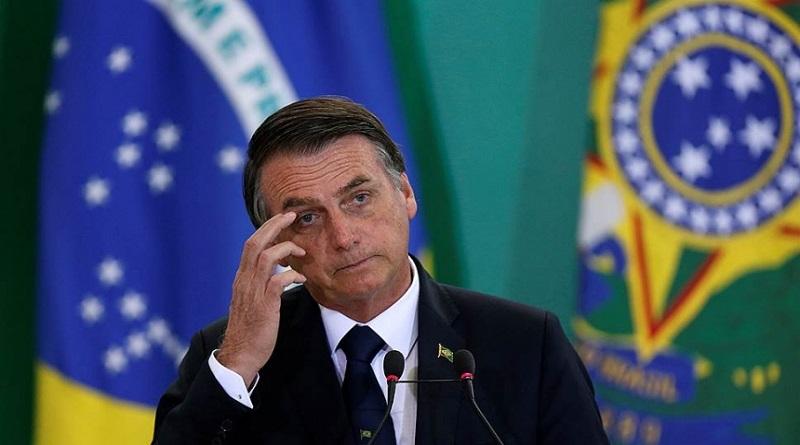 Президента Бразилии оштрафовали за нарушение карантина