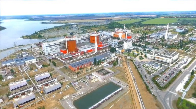 Южно-Український енергокомплекс у квітні: виробничі показники