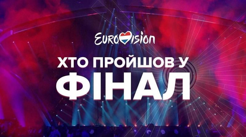 Определились соперники Украины в финале «Евровидения-2021»
