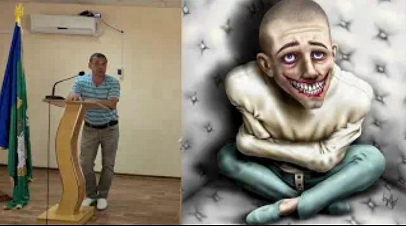 """Южноукраинск - Продолжение истории с гранатой. """"Гранату я ношу в целях самообороны"""" - Александр Надёжа."""