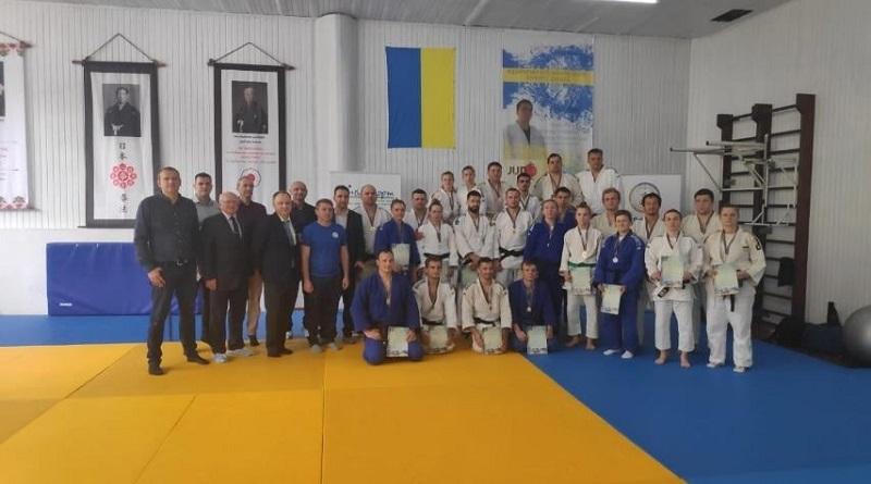 Николаевские дзюдоисты вернулись из Киева с медалями