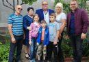 В Вознесенском районе маленькие брат и сестра обрели приемных родителей