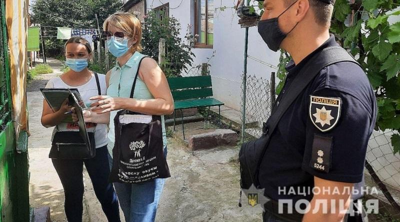 В Николаеве правоохранители проверили семьи, где есть жертвы домашнего насилия