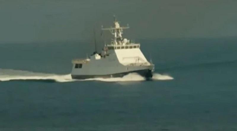Журналист показал, что происходило на борту британского эсминца. Видео
