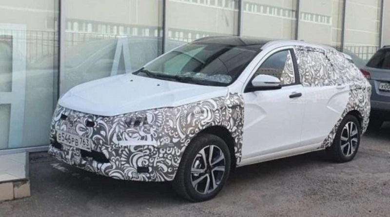 В Украине могут начать производить новую модель Lada