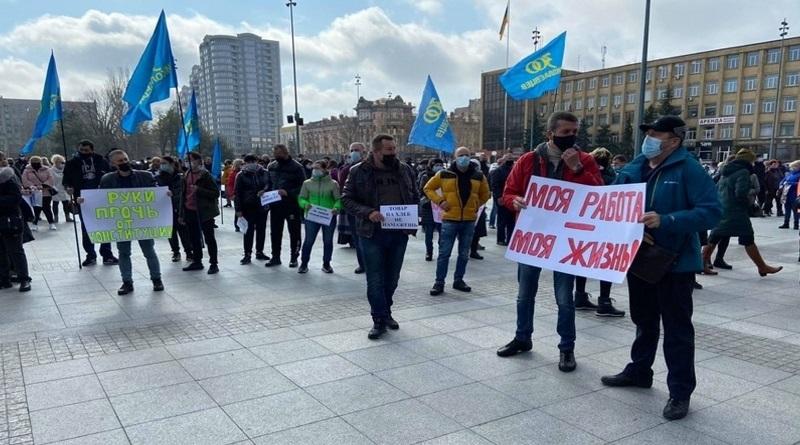 В Украине выплатили «карантинные» 8 тысяч гривен ФОПам