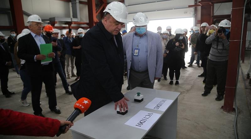 Введена в работу первая очередь системы технического водоснабжения Южно-Украинской АЭС
