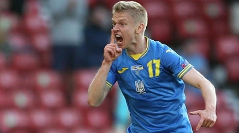 Украина вышла в четвертьфинал Чемпионата Европы по футболу