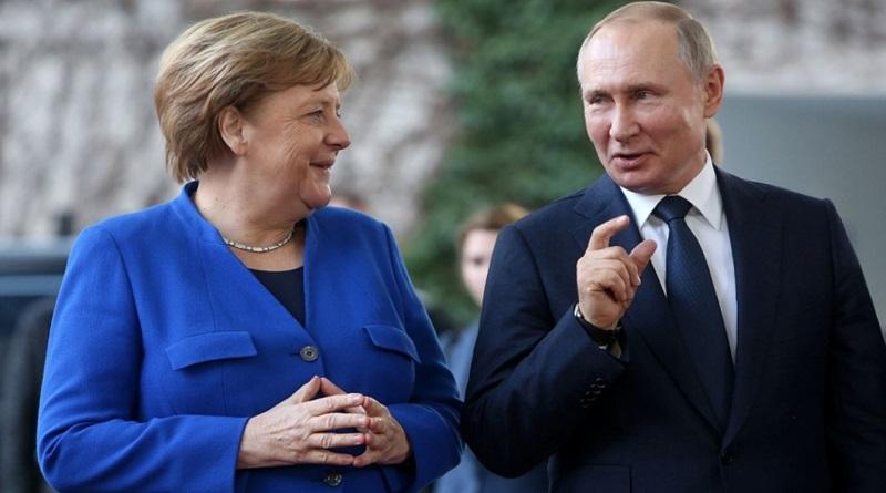 Меркель настаивает на саммите ЕС с Путиным