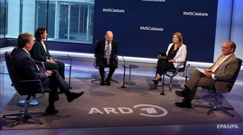 Кандидаты в канцлеры Германии не видят Украину в ЕС и НАТО