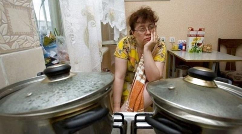 Южноукраїнськ — Де не буде гарячої води