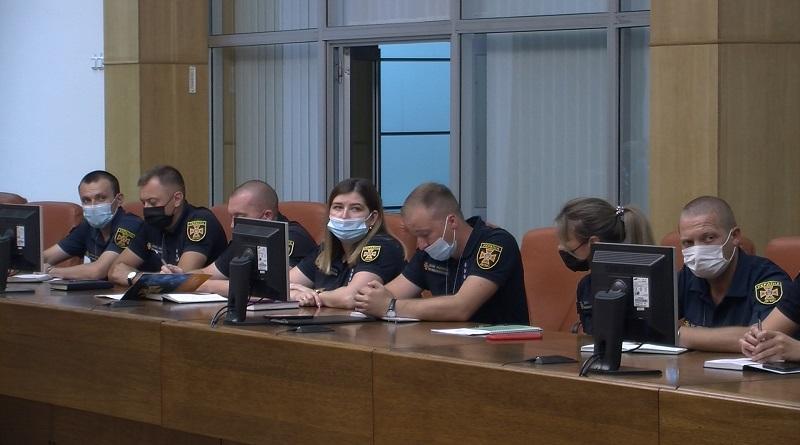 На ЮУАЭС проверяют состояние пожарной и техногенной безопасности