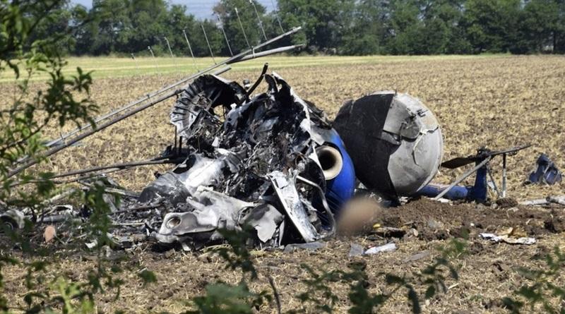 Крушение вертолета под Николаевом: появились подробности и первые версии случившегося