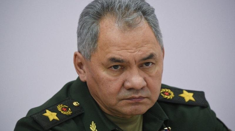 СБУ вызвала для вручения подозрения Министра обороны РФ Шойгу
