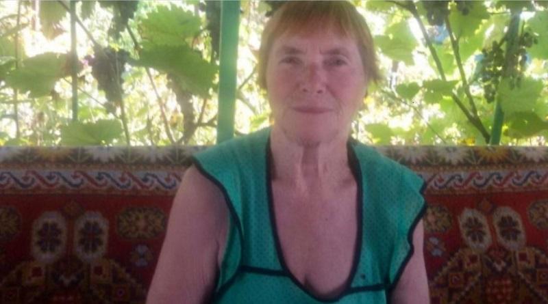 В Николаева пропала без вести пенсионерка