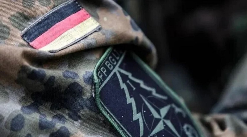 Германия и Литва подтянули войска к границам Беларуси
