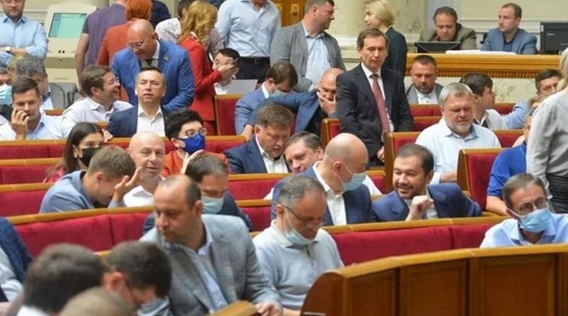Депутаты сделали уверенный шаг для повышения налогов в Украине