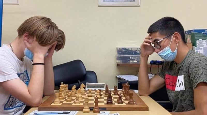 Николаевский шахматист Пен Ли Мин выиграл международный турнир