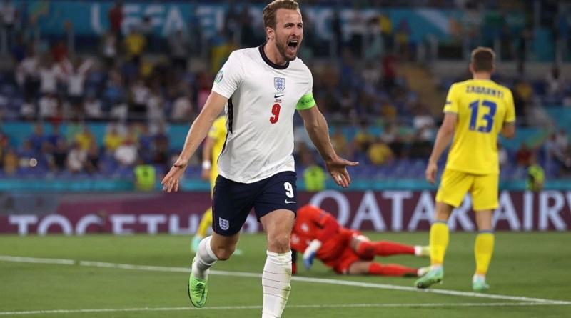 0:4: сборная Украины проиграла Англии и закончила выступление на Евро-2020