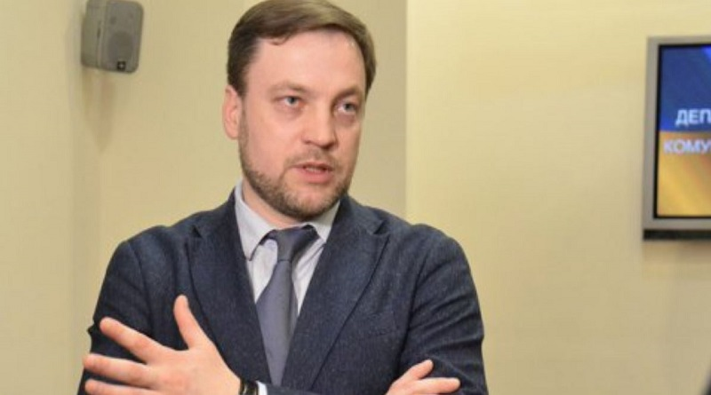 Зеленський запропонував кандидатуру Монастирського на посаду глави МВС