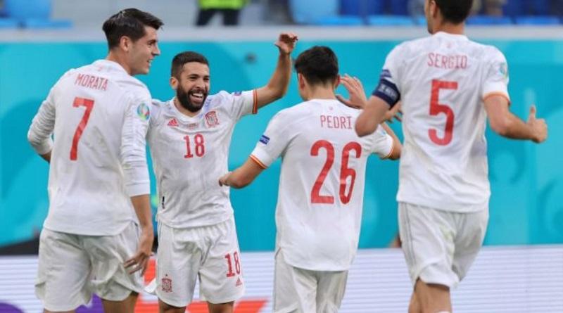 Испания обыграла Швейцарию в серии пенальти и вышла в полуфинал Евро-2020