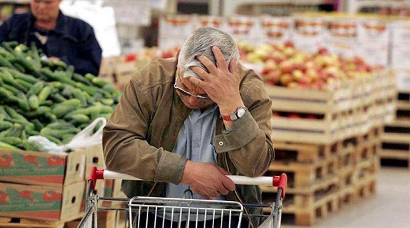 Как за год в Украине взлетели цены на продукты