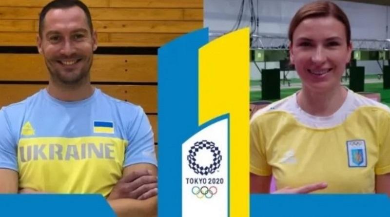 В Олимпийском комитете назвали пару, которая понесет украинский флаг на открытии Олимпиады
