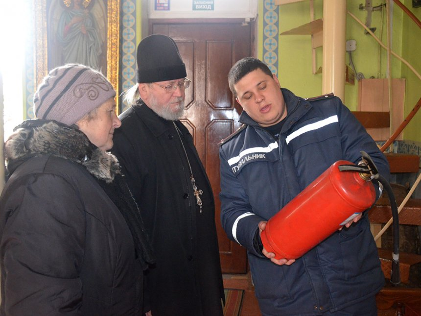На Николаевщине накануне Пасхи проверяют культовые сооружения
