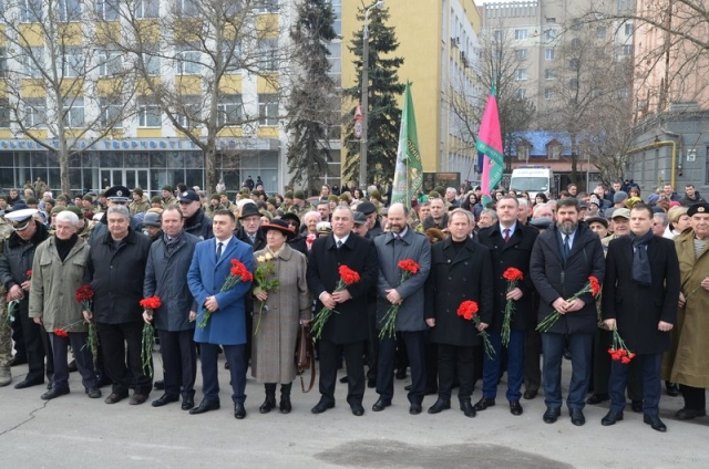 В Николаеве отмечают день освобождения от немецко-фашистских захватчиков