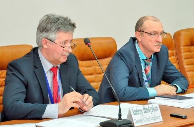 Представители ЕБРР на ЮУАЭС проверили выполнение мероприятий по повышению безопасности