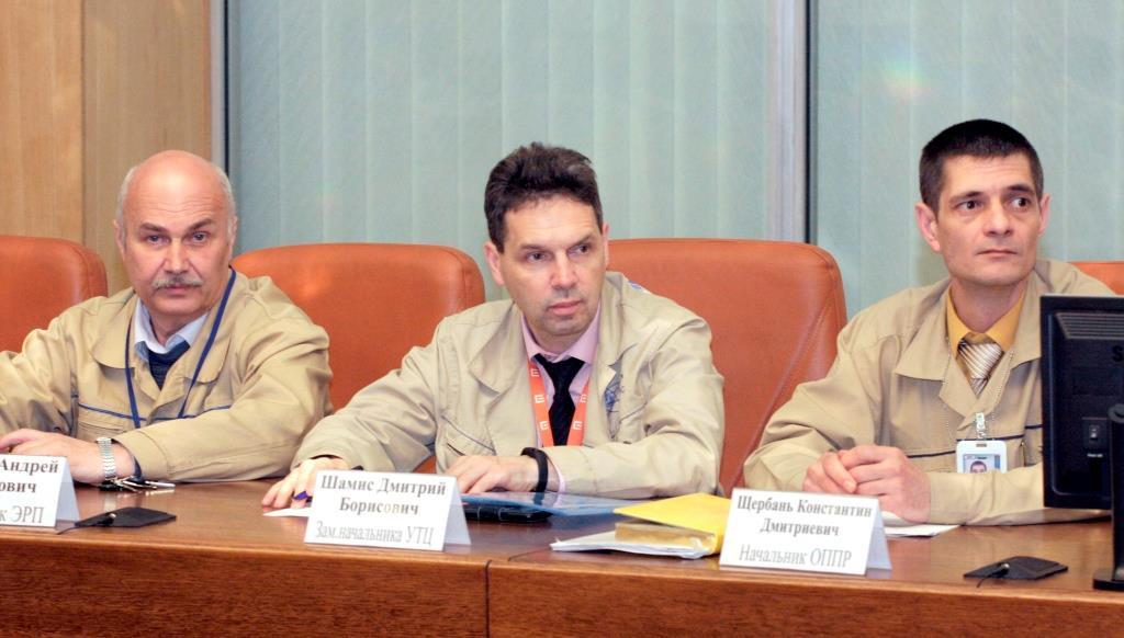 На ЮУАЭС проходит предвизит экспертов ВАО АЭС