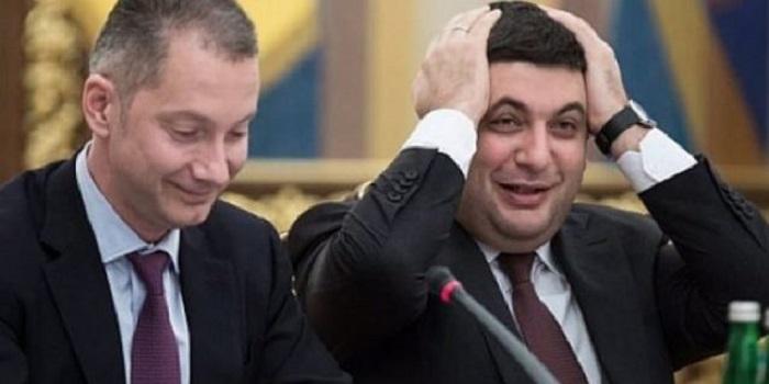Против Гройсмана возбудили уголовное дело по двум статьям Подробнее читайте на Юж-Ньюз: http://xn----ktbex9eie.com.ua/archives/34273