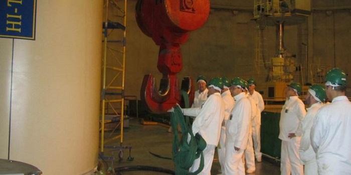 На Южно-Украинской АЭС проведены натурные испытания перегрузочного контейнера компании Нolteс Подробнее читайте на Юж-Ньюз: http://xn----ktbex9eie.com.ua/archives/48618