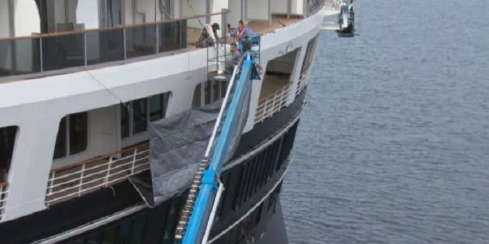 В Канаде столкнулись два морских круизных лайнера Подробнее читайте на Юж-Ньюз: http://xn----ktbex9eie.com.ua/archives/50144