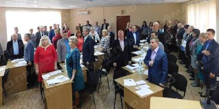 Южноукраинск — Городской совет плодотворно работает вопреки саботажу Подробнее читайте на Юж-Ньюз: http://xn----ktbex9eie.com.ua/archives/50759